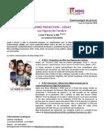CP Soirée Projection-débat Les Figures de l'Ombre Du 5.02.2018