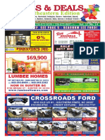 Steals & Deals Southeastern Edition 1-25-18