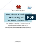 Guidelines for Mechanical