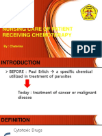 2. Nursing & Chemoterapy