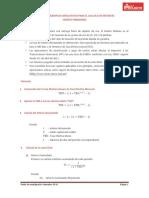 Formulas Credito Prendario