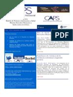 Boletin CAPS Te Informa - 060910