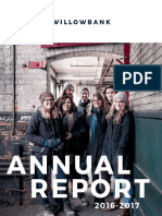 Willowbank Annual Report 2016-17