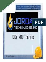 Dry VRU Training Guide 2009 R2