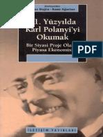 21. Yüzyılda Karl Polanyi-yi Okumak-Ayşe Buğra