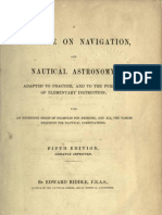 A Treatise on Navigation and Nautical Astronomy, Riddle