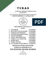 Tugas 1 Standar Nasional Indonesia Serealia Dan Olahannya