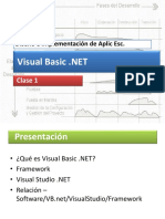 0. Clase 0 - Introduccion Visual Basic .NET