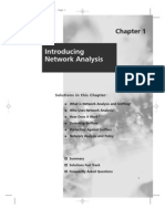 Introducing Network Analysis