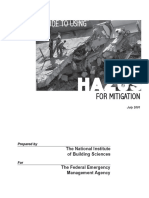 HAZUS for Mitigation Guide
