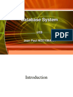 Lecture_1 on Introduction to Database systems
