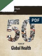 USAID 50 Years of Global Health