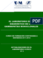 2.- Gammapatias monoclonales