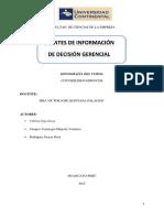 Fuentes de Información Gerencial