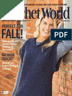 Crochet World - October 2017