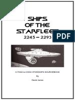 Ships of Starfleet