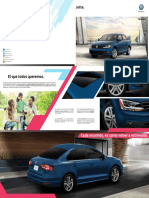 Catalogo Descargable Jetta 2018