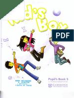 Kid's Box 5 Pupil Book