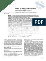 Biomarkeri Salivari IL