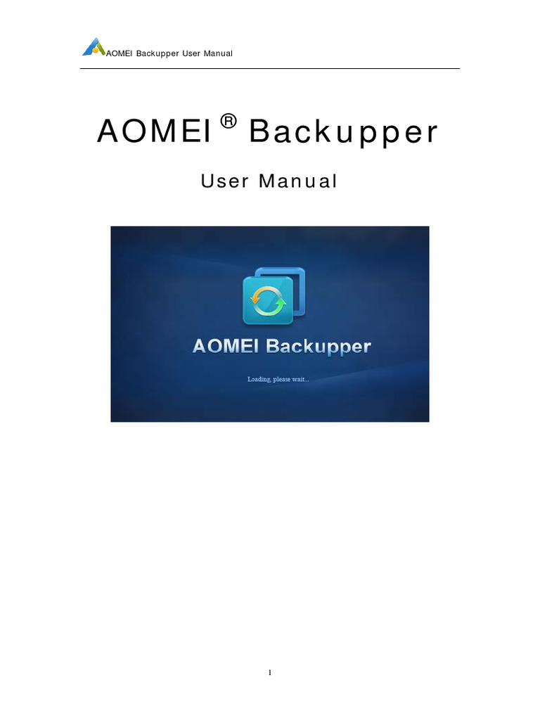 aomei backupper delete old backups manually