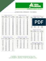 46077102 Tabela Dimencional Arruelas
