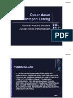 Dasar - Dasar Kemantapan Lereng Kul 5 (1).pdf