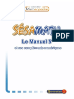Libro Sesamaths 5ème