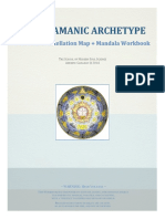 The Shamanic Archetype (free personal constellation map + 3D mandala workbook)