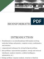 Unit 6 - Bioinformatics