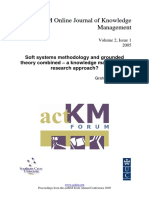 Soft Systems Methodology and Grounded Theory Combined.pdf