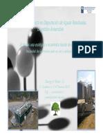 Elementos de La Línea de Biogás