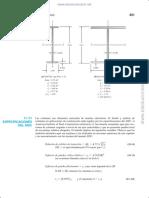 Especificaciones Del AISC Para Pandeo de Columnas Homogeneas