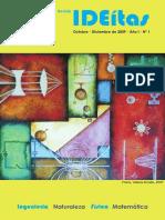 Ideítas. Revista de Ciencia y Tecnología del Instituto de Industria - UNGS #001