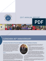 Gándara Center 2017 Annual Report
