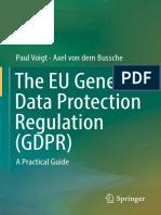The EU GDPR_A Practical Guide_Paul Voigt