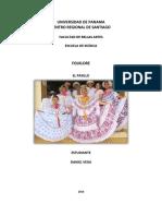 Charla Folklore