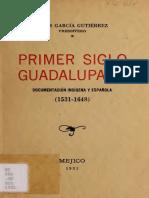 Primer Siglo Guadalupano