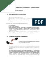 Derecho Comercial TAREA II
