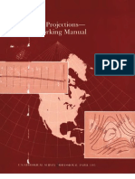 Map Projections - A Working Manual, Snyder
