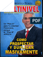 Roberto Perezr Multinivel