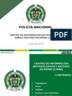 Manejo Del Incidente NBQR - 1