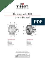 Tissot User Manual