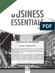Business Essentials Ws1