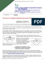 Exercício do retângulo Alquimia Emocional_ H2O = H2 + O _ Golfinho