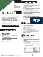 2000 Manual