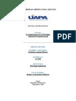 Psicologia Industrial 1.docx