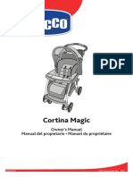 Cortina Magic 10 2016