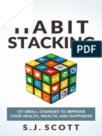Habit Stacking 127 Small Changes to Improve Your Habit