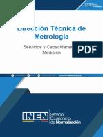 Metrología INEN