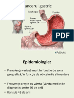 Cancerul Gastric Si Colorectal